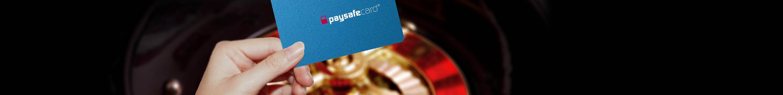 Bezpieczne płatności w ruletce – Paysafecard