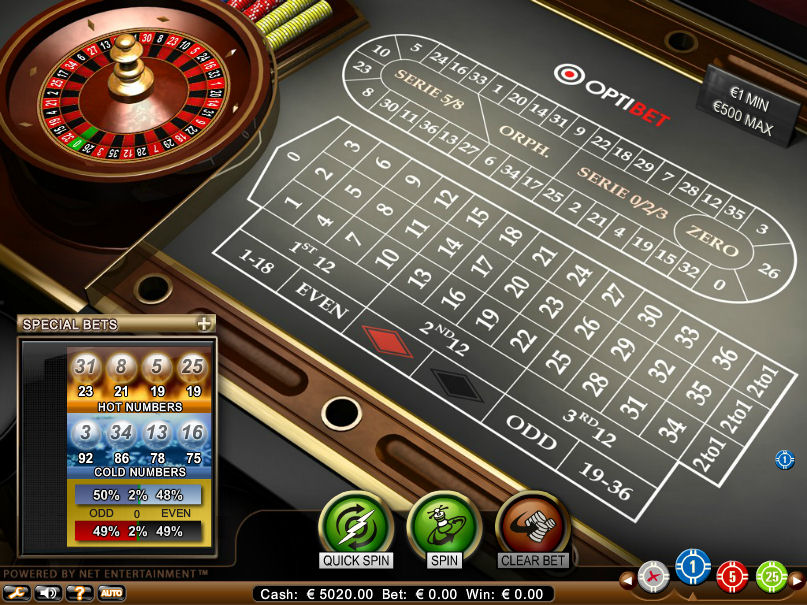Optibet screenshot 4